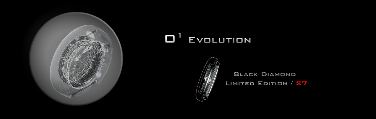 O1 Evolution Black Diamond